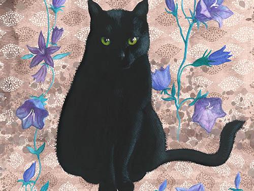 Flower Cat 4