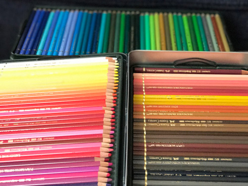 My Favorite Coloring Pencils