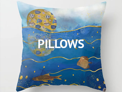 HOME DECOR | PILLOWS