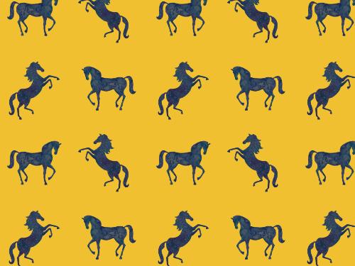 Where the Blue Horses Run