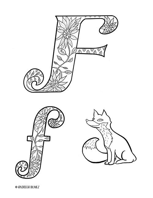 Alphabet-F-lettersize