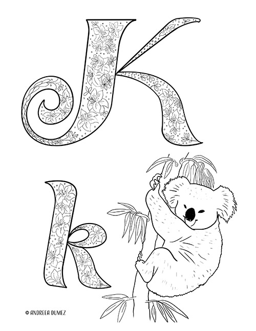 Alphabet-K-lettersize