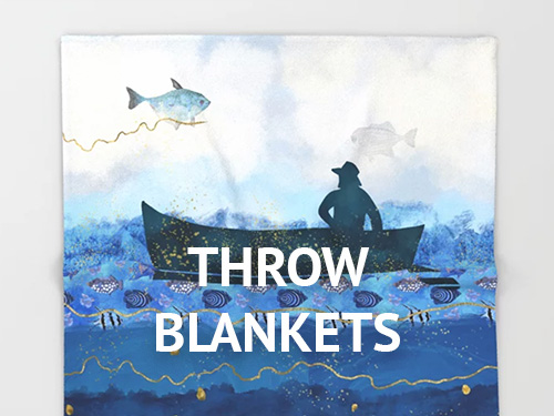 HOME DECOR | THROW BLANKETS