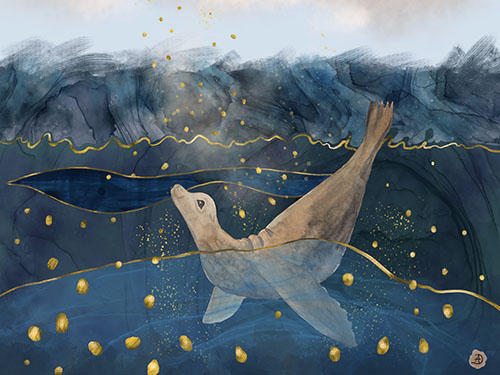 The Sea Lion's Dream