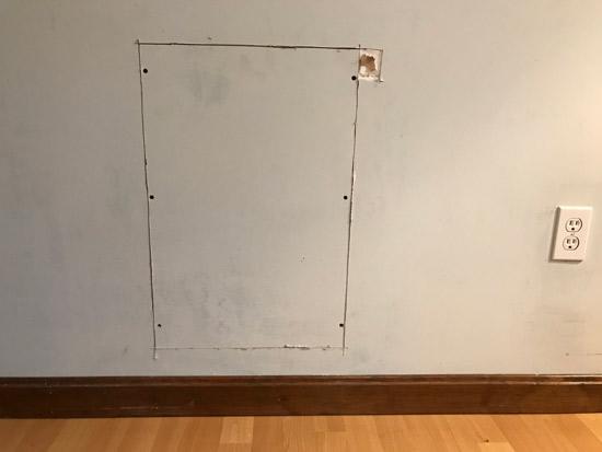 Bad wall